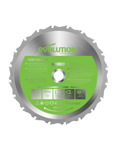 Panza circular multi-material...